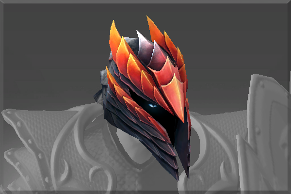 Icon for Helm of the Burning Scale