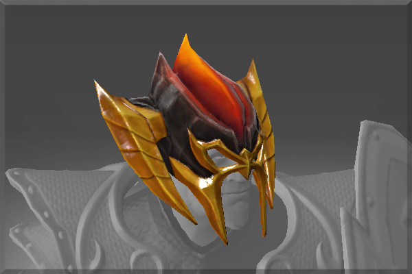 Icon for Helm of the Fire Dragon