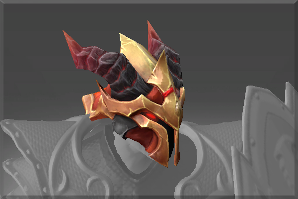 Icon for Helm of Blazing Oblivion