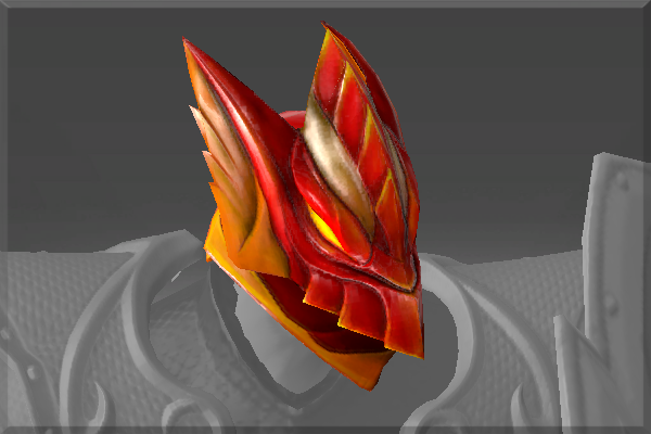 Icon for Crimson Wyvern Helm