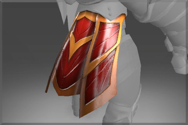 Icon for Crimson Wyvern Skirt