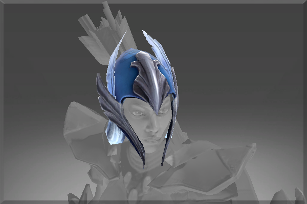 Icon for Algid Falcon Helm
