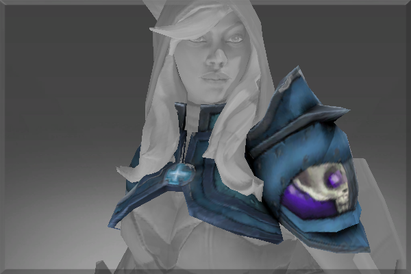 Icon for Death Shadow Mantle