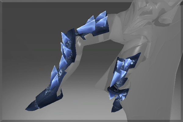 Icon for Ice Burst Greaves