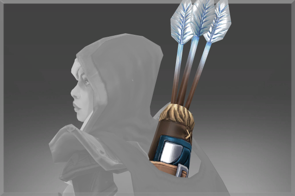 Icon for Quiver of the Frostborne Wayfarer