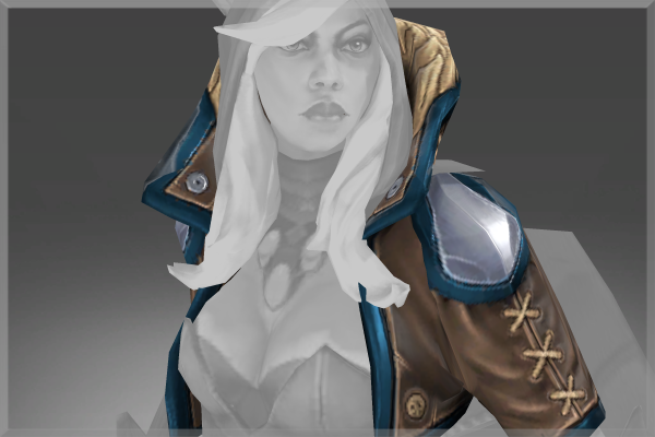 Icon for Coat of the Frostborne Wayfarer