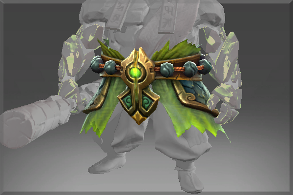 Icon for Vanquishing Demons Earthcore Belt