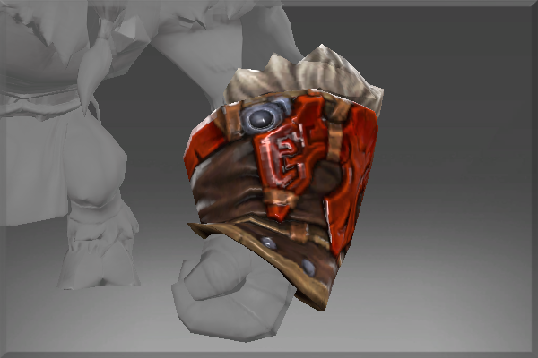 Icon for Gauntlets of the Red Mountain