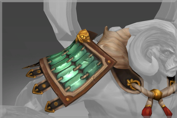 Icon for Spaulders of the Wyrmforge Shard