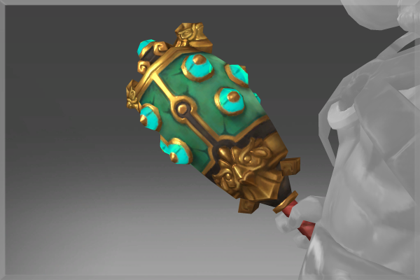 Icon for Mace of the Wyrmforge Shard