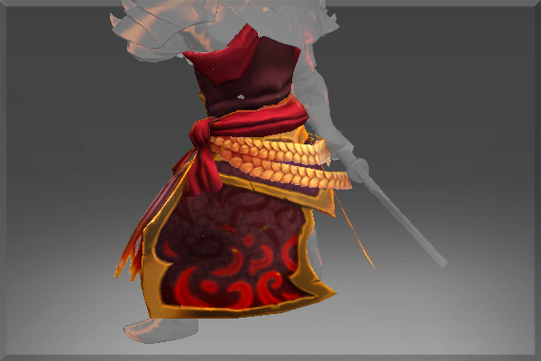 Icon for Robes of Blaze Armor
