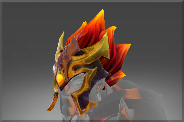 Icon for Flaming Hair of Blaze Armor