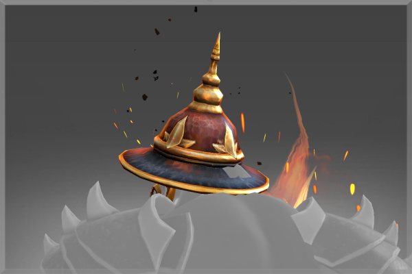Icon for Helm of the Volcanic Guard