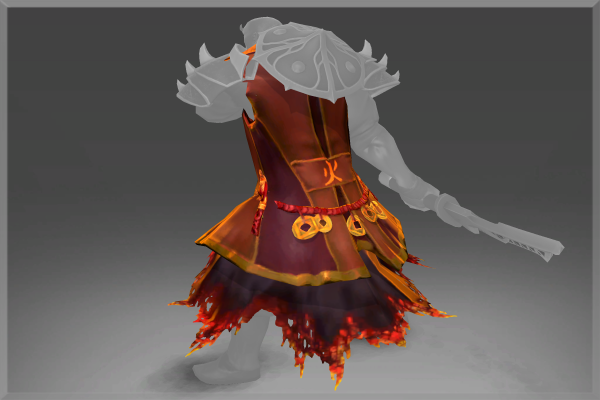 Icon for Tunic of the Wandering Flame