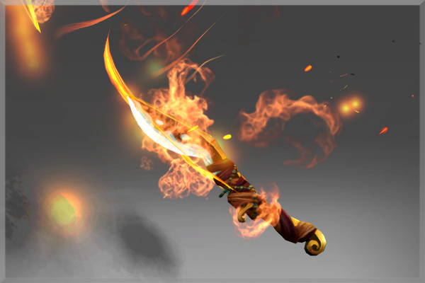 Icon for Off-Hand Blade of the Wandering Flame