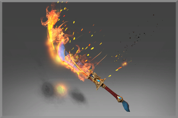 Icon for Off-Hand Sword of the Smoldering Sage