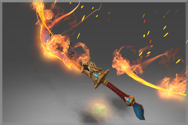 Icon for Sword of the Smoldering Sage