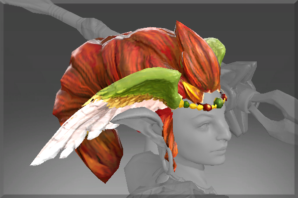 Icon for Headdress of the Wildwing's Blessing