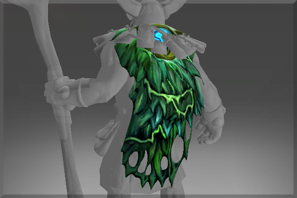 Icon for Great Moss Cape of the Fungal Lord