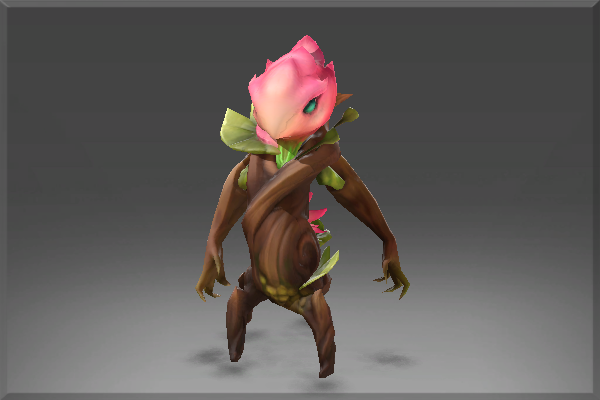 Dota 2 Mod Gravelmaw Deep Magma Immortal Items: Nature's Prophet