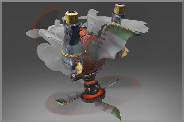 Icon for Iron Hull of the Dwarf Gyrocopter