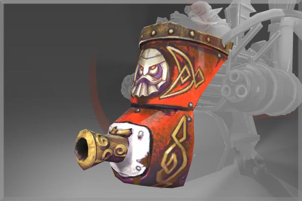 Icon for Iron Turret of the Dwarf Gyrocopter