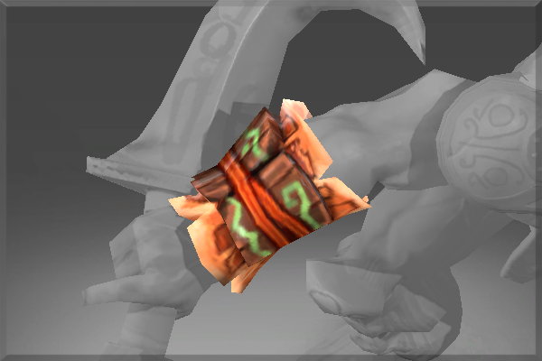 Icon for Sacred Bones Bracers