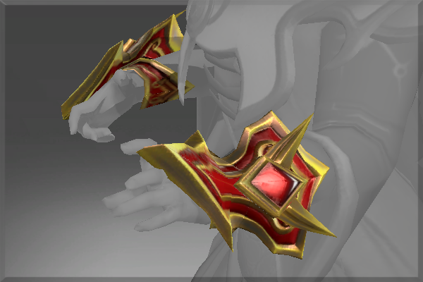 Icon for Bracers of Volatile Majesty