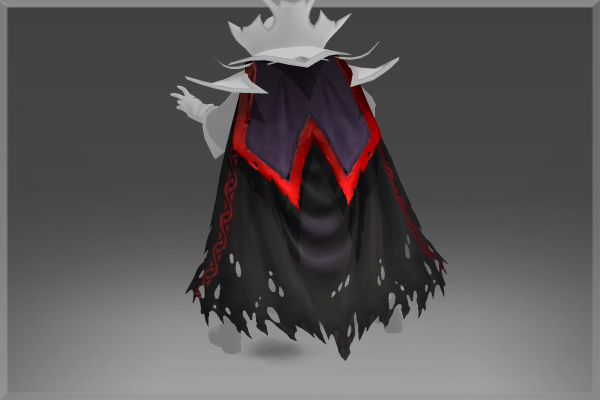 Icon for Cape of the Blackguard Magus