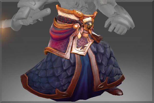 Icon for Hakama of the Unyielding Mask