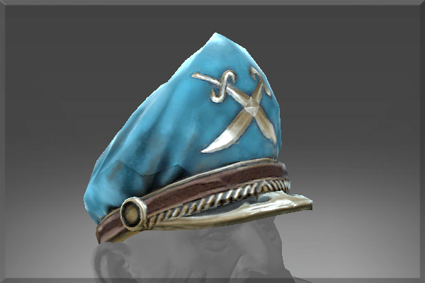 Icon for Admiral's Foraged Cap