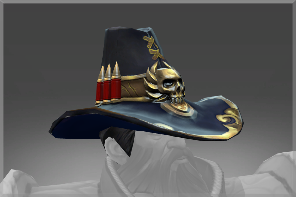 Icon for Grand Hat of the Witch Hunter Templar
