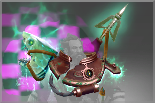 Icon for Prize of the Saltworn Mariner Style Unlock