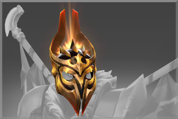Icon for Helm of the Daemonfell Flame