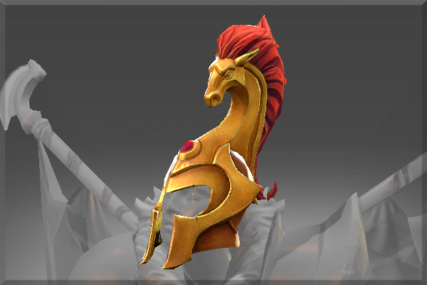 Icon for Equine Battlehelm