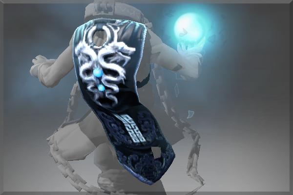 Icon for Frozen Emperor's Twin Dragon Cape