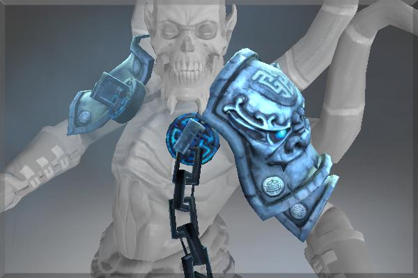 Icon for Frozen Emperor's Guardian Lion