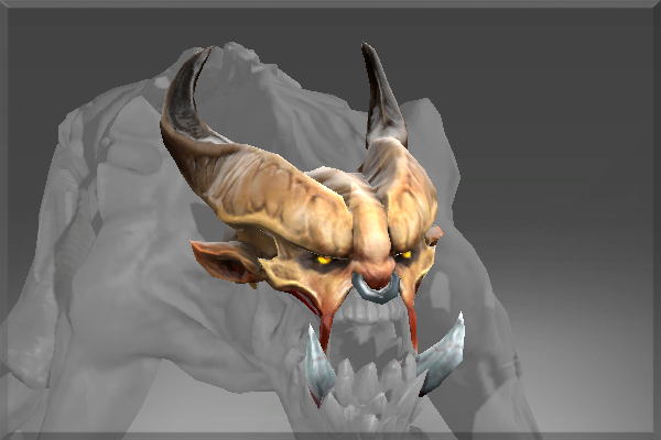 Icon for Horned Visage of the Ravenous Fiend