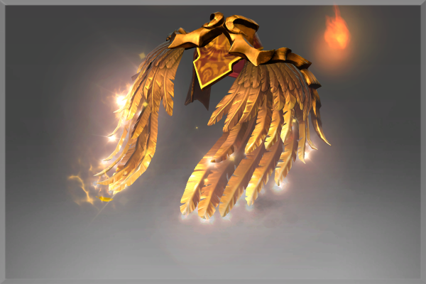 Icon for Golden Wyrmwrought Flare