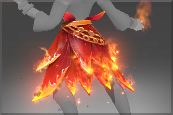 Icon for Fire Lotus Belt