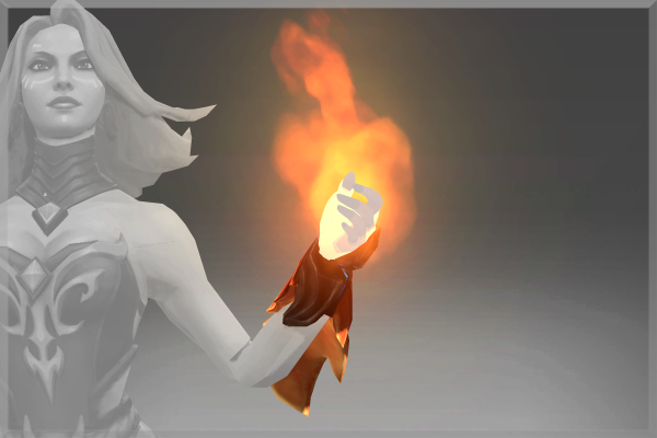 Icon for Flames of the Fireflight Scion
