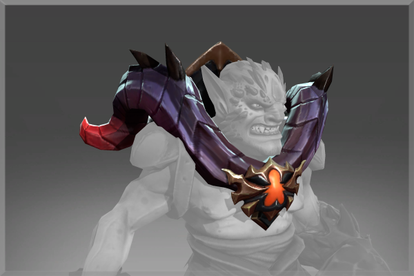 Icon for Mantle of the Infernal Rambler