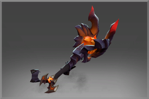 Icon for Scepter of the Infernal Rambler