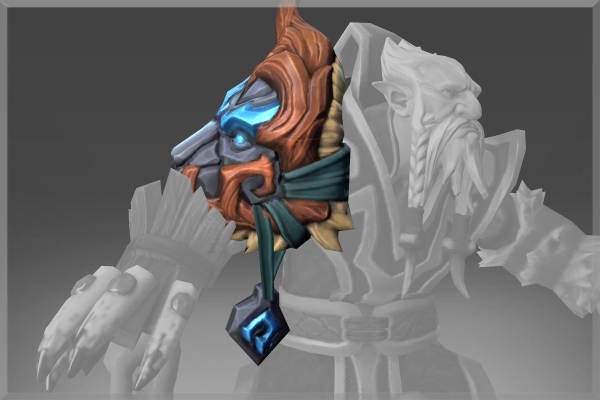 Icon for Shoulder of the War-Burrow Ravager