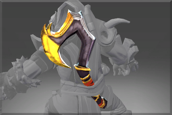 Icon for Golden Scythe of The Iron Claw