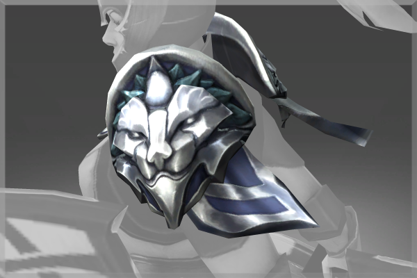 Icon for Pauldons of Nightsilver's Resolve