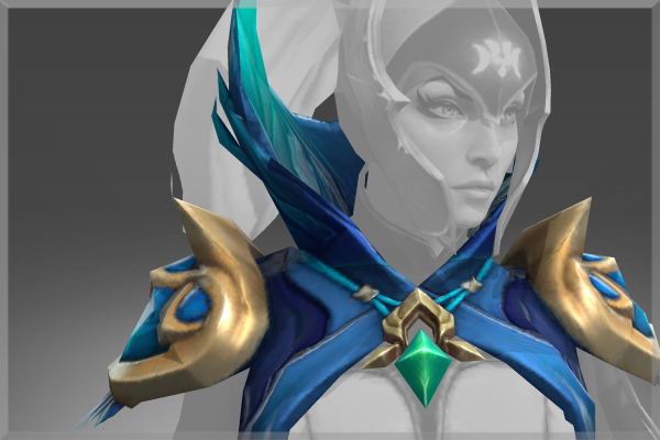 Icon for Emeraldine Spaulders