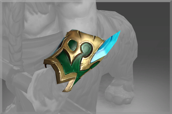 Icon for Bracers of the Azurite Warden