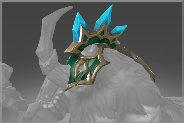 Icon for Helm of the Azurite Warden