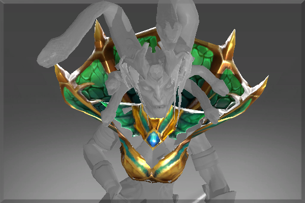 Icon for Armor of the Emerald Sea